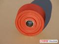 Tragrolle für betonmischer - Stetter 110 mm, Ø200mm/Ø50  - miniaturka