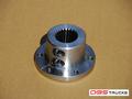 Kupplung Flansche /23 Zähne/ für Hydraulik Pumpe  - miniaturka