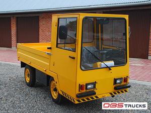 Wózek WNA 1320 z kabiną po kapitalnym remoncie /bez baterii /.